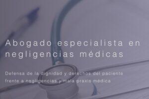 Negligencias Medicas Albacete