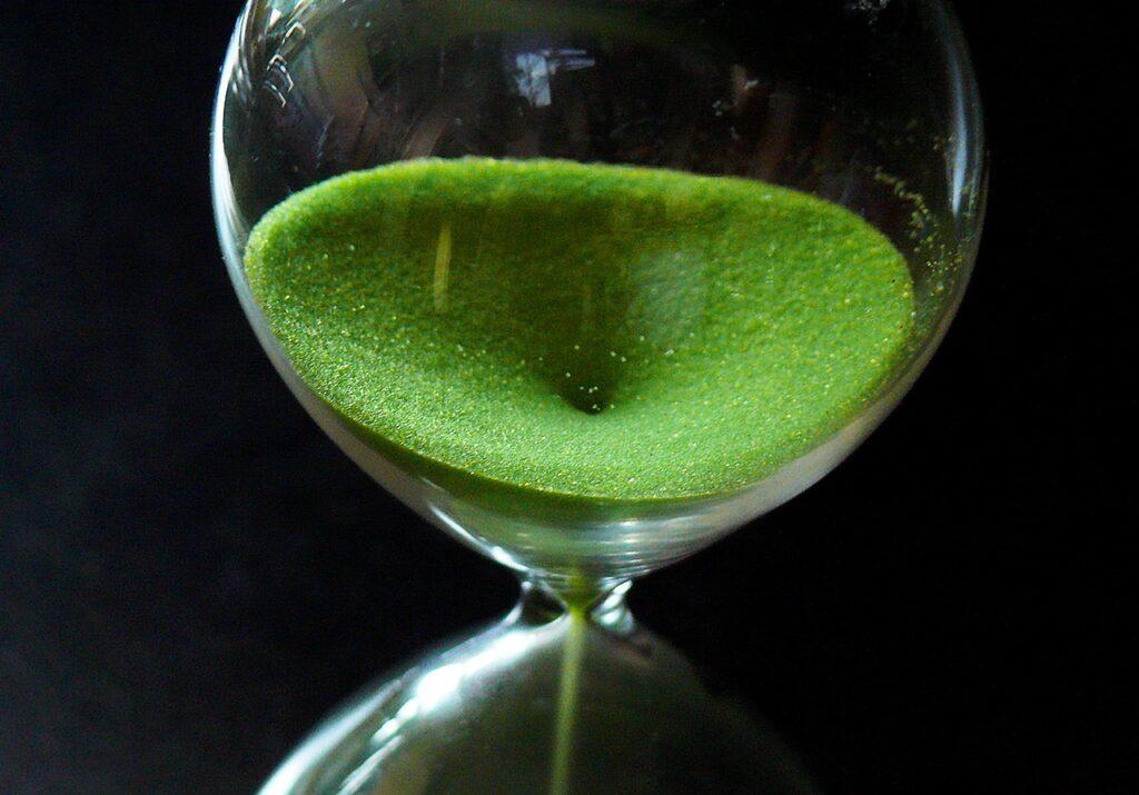 Reloj de arena