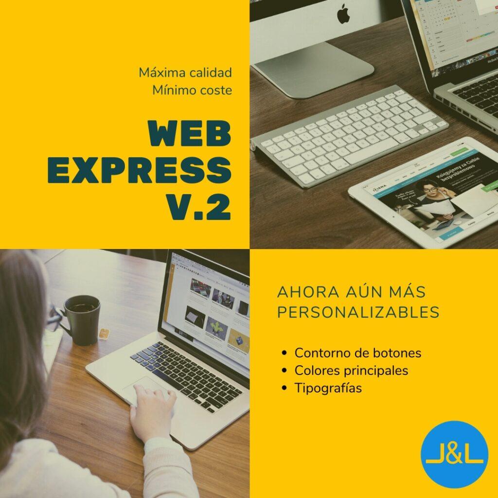 Web Express v2