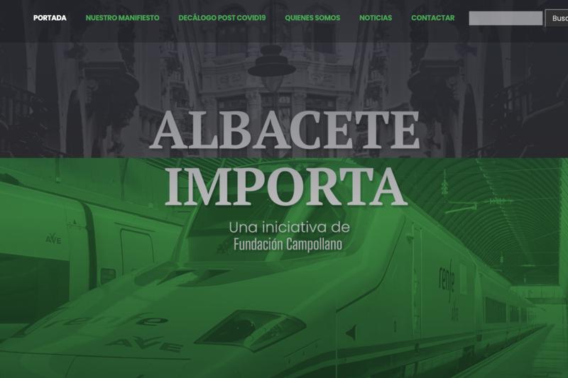 Albacete Importa - J&L |Web y Comunicación